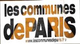 LES COMMUNES DE PARIS